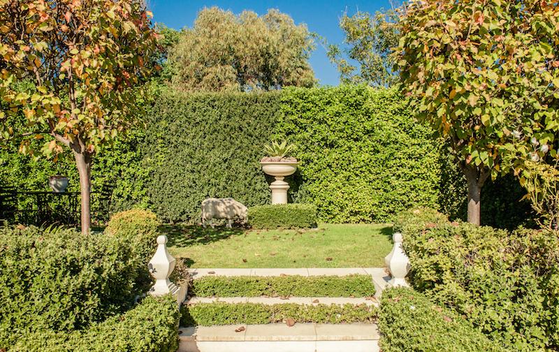 Dunmore House Garden
